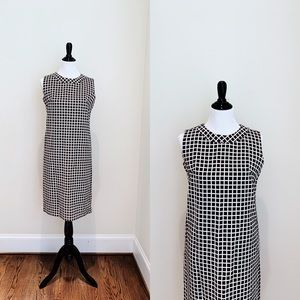 💸LAST CHANCE 💸Vintage Checkered Cay Artley Dress
